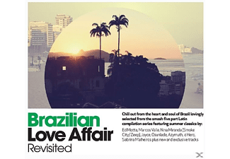 VARIOUS - Brazilian Love Affair Revisited - (CD)
