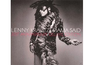 Lenny Kravitz - MAMA SAID (21TH ANNIVERSARY DELUXE EDITION) - (CD)