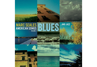 Marc Seales - American Songs: Blues...And Jazz,Vol.2 - (CD)