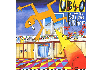 UB40 - Rat In The Kitchen - (CD)
