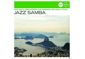 VARIOUS - JAZZ SAMBA (JAZZ CLUB) - (CD)