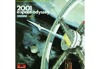 VARIOUS, OST/VARIOUS - 2001:A Space Odyssey - (CD)