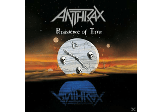 Anthrax - Persistence Of Time - (CD)