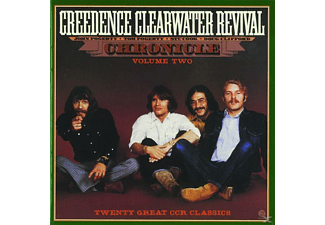 Creedence Clearwater Revival - CHRONICLE 2 - (CD)