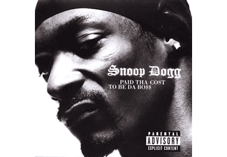 Snoop Dogg - Paid Tha Cost To Be Da Boss CD