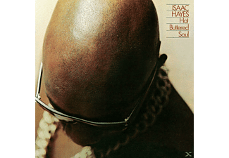 Isaac Hayes - Hot Buttered Soul CD