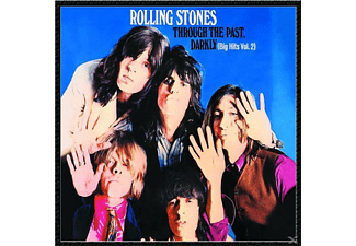 The Rolling Stones - THROUGH THE PAST DARKLY - (CD)
