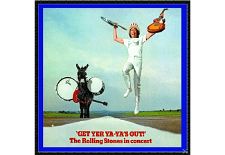 The Rolling Stones - Get Yer Ya-Ya's Out CD