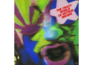 Arthur Brown - The Grazy World Of Arthur Brown - (CD)