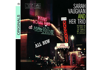 Sarah Vaughan - Live At Mister Kelly's - (CD)