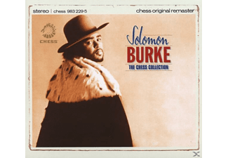 Solomon Burke - The Chess Collection - (CD)