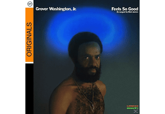 Grover Jr. Washington - Feels So Good - (CD)