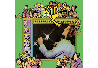 The Kinks - Everybody's In Show Business (Re-Release) - (CD)