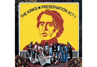 The Kinks - Preservation Act 1 (Re-Release) - (CD)