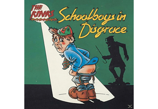 The Kinks - Schoolboys In Disgrace (Re-Release) - (CD)