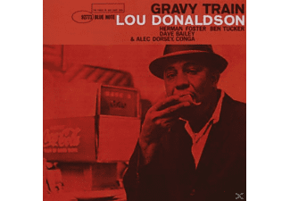 Lou Donaldson - GRAVY TRAIN (RVG) - (CD)