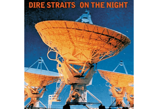 Dire Straits On The Night Rock CD