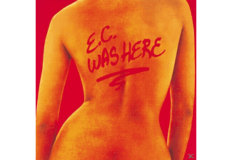 Eric Clapton - E.C.WAS HERE - (CD)