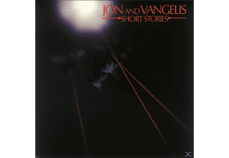 Jon, Jon & Vangelis - Short Stories - (CD)