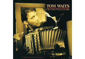 Tom Waits - Frank's Wild Years CD