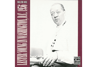 Lester Young - In Washington, D.C., Vol.1 - (CD)