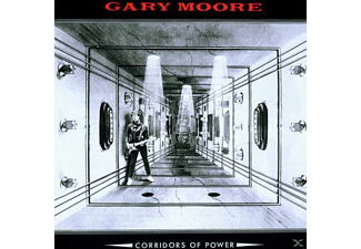 Gary Moore - Corridors Of Power-Remastered [CD]