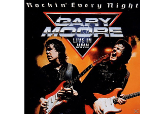 Gary Moore - ROCKIN EVERY NIGHT (LIVE IN JAPAN) (REMASTERED) - (CD)