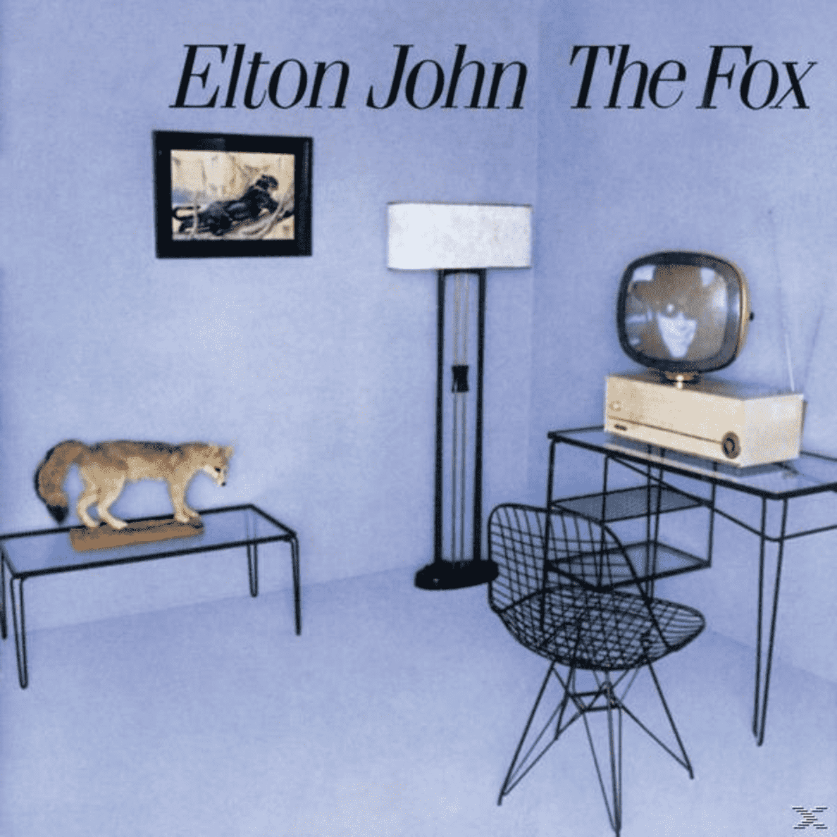 Elton John - THE FOX - (CD)