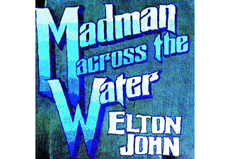 Elton John - MADMAN ACROSS THE WATER - (CD)