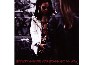 Lenny Kravitz - ARE YOU GONNA GO MY WAY - (CD)