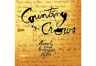 Counting Crows - August And Everything After - (CD)