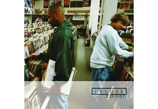 DJ Shadow - Entroducing (Deluxe Edition) - (CD)