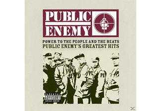 Public Enemy - Power To The People And The Beats (Greatest Hits) - (CD)