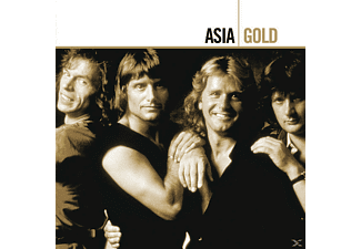 Asia - Gold - (CD)