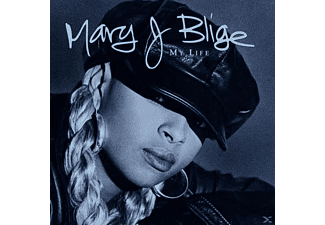 Mary J. Blige - MY LIFE - (CD)