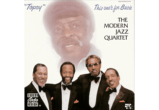 The Modern Jazz Quartet - Topsy: This One's For Basie - (CD)