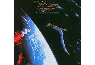 Van Der Graaf Generator - The Quiet Zone/The Pleasure Dome - (CD)