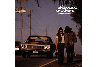 The Chemical Brothers - Exit Planet Dust (CD)