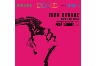Nina Simone - Wild Is The Wind - (CD)