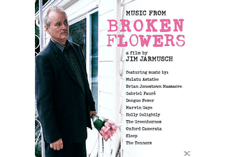 OST/Gaye/Astatke/Greenhornes/+ - Broken Flowers [CD]