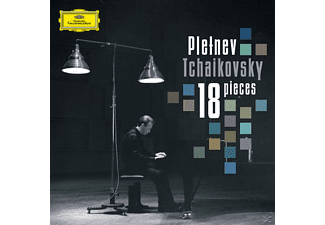 Mikhail Pletnev - 18 Pieces - (CD)