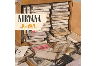 Nirvana - SLIVER-THE BEST OF THE BOX [CD]
