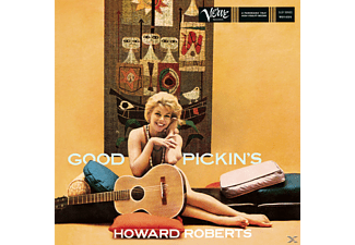 Howard Roberts - Good Pickin's - (CD)