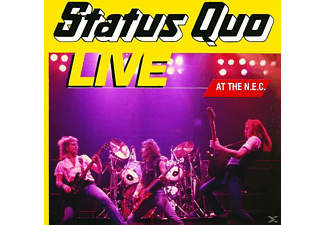 Status Quo - Live At The N.E.C - (CD)