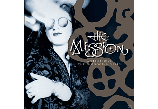 The Mission - An Anthology - The Phonogram Years CD