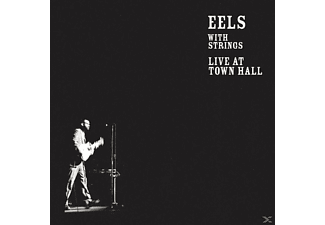 The Eels With Strings - Live At Town Hall Pop CD