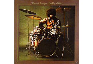 Buddy Miles - Them Changes - (CD)