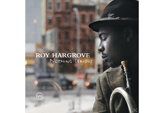 Hargrove Roy - Nothing Serious - (CD)