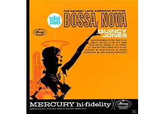Quincy Jones - Big Band Bossa Nova - (CD)