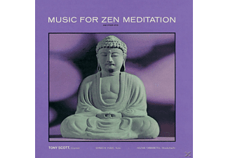 Tony Scott - Music For Zen Meditation - (CD)